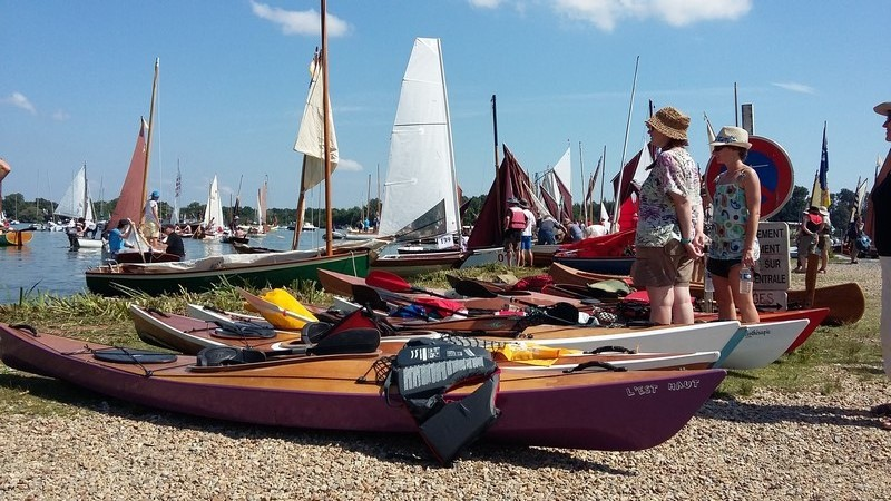 Kayaks LEO RDV de l'Erdre