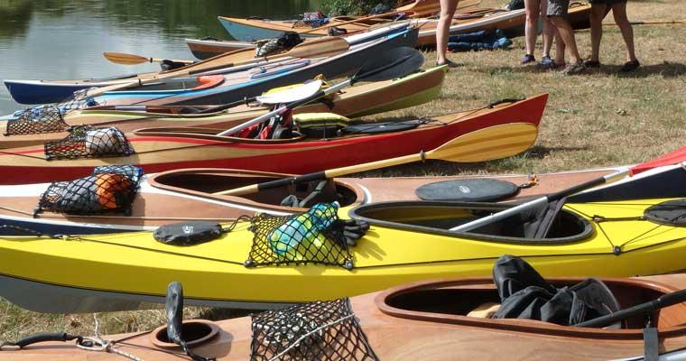 Rassemblement des kayaks LEO 2017