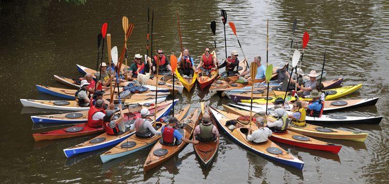 Rassemblement des kayaks LÉO 2018