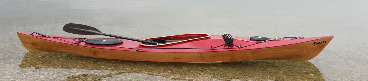 Construction d'un kayak LEO à LYON